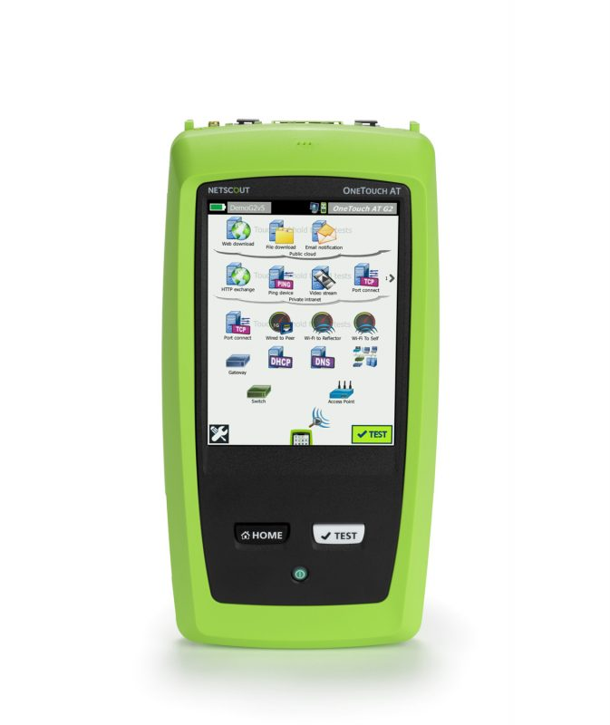 Netscout OneTouch AT