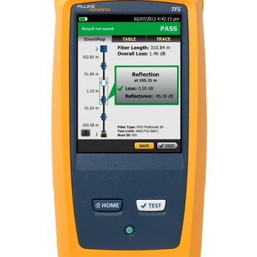 Fluke Networks OptiFiberPRO