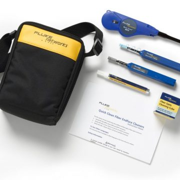 Fluke Networks Fibre Cleaning kit