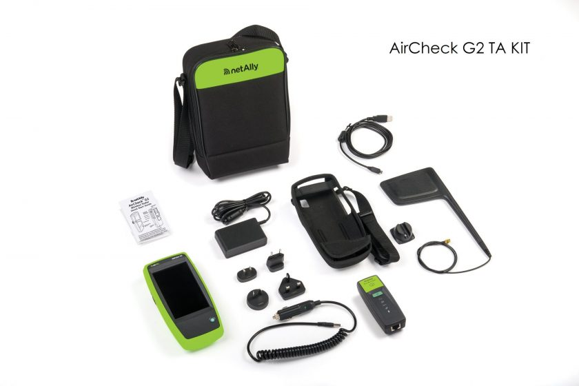 AirCheck G2 TA KIT included in the box