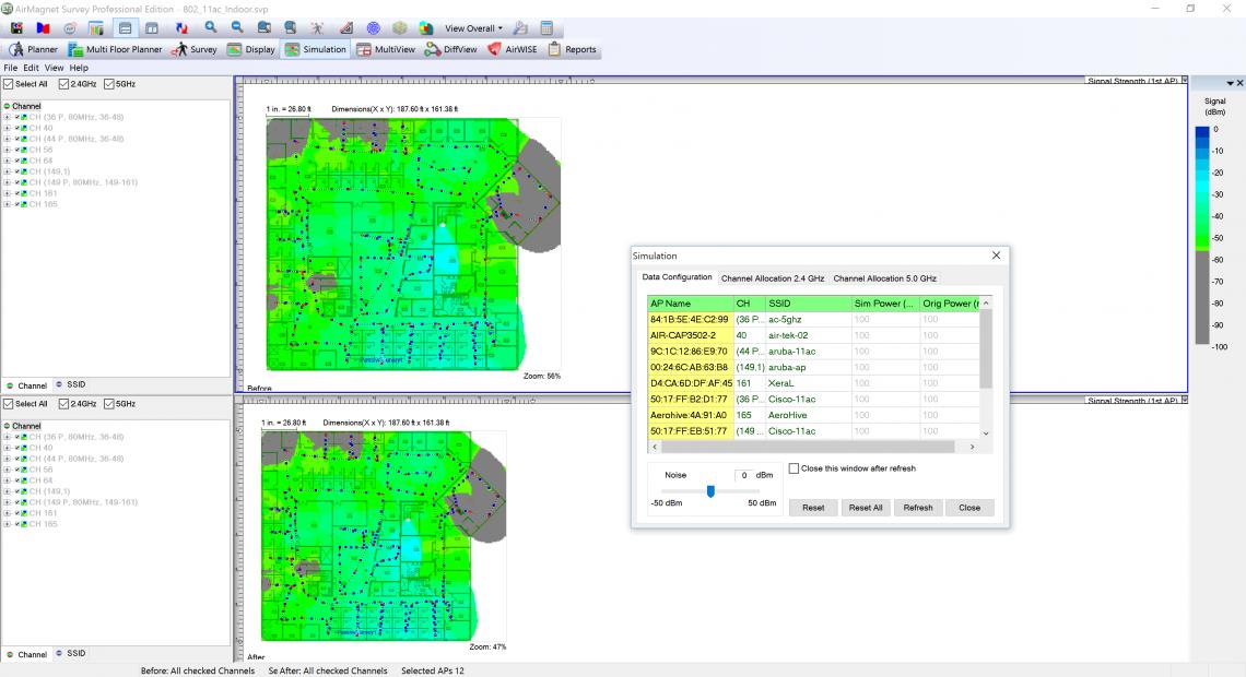 Airmagnet Survey Amp Planner Full Control Networks